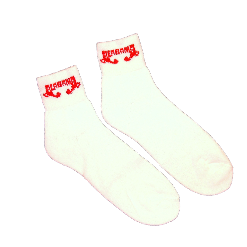 Alabama Ankle Socks