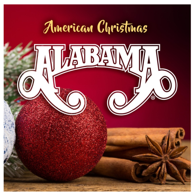 Alabama CD- American Christmas