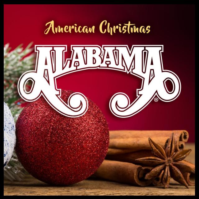 Alabama PRESALE CD- American Christmas