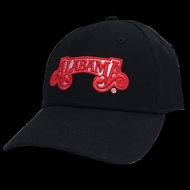 Alabama Black Ballcap