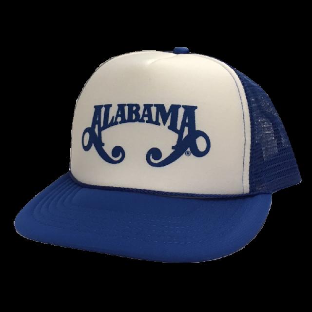 Alabama Royal Blue Trucker Hat