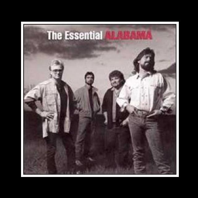 Alabama 2 CD set- The Essential