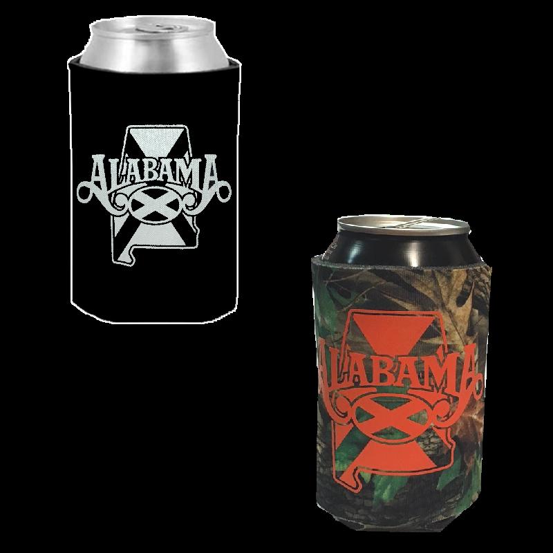 State of Alabama Logo Pocket Coolie