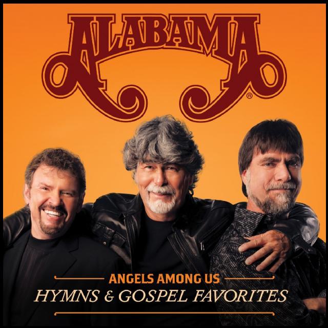 Alabama CD- Angels Among Us