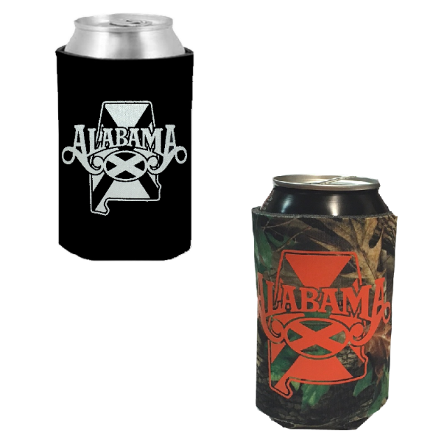 State of Alabama Logo Pocket Coolie