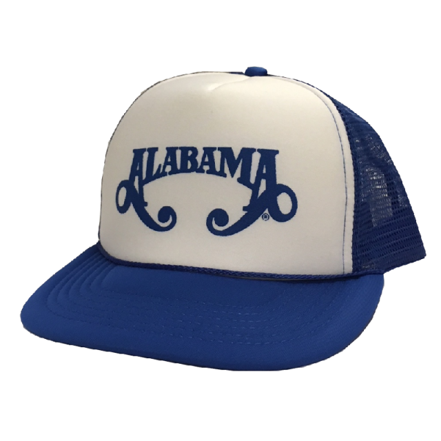 Alabama Royal Blue Trucker Hat