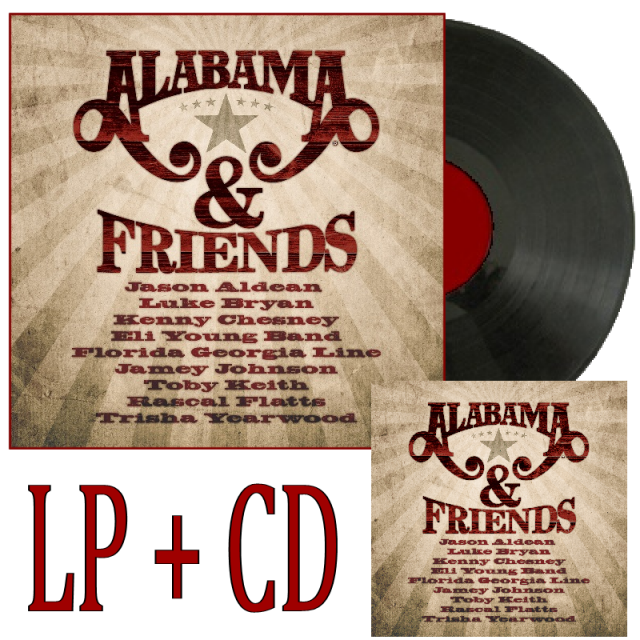 Alabama and Friends Collection